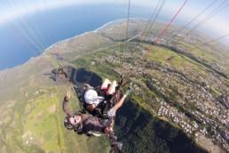 Baptême en parapente à l'île de la Réunion, Panoramik par Solid'Air Parapente