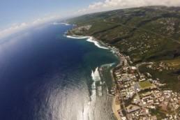 Offrir un vol en parapente à la Réunion avec Solid'Air Parapente