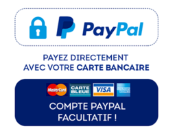paiement sécurisé avec paypal chez Solid'Air Parapente